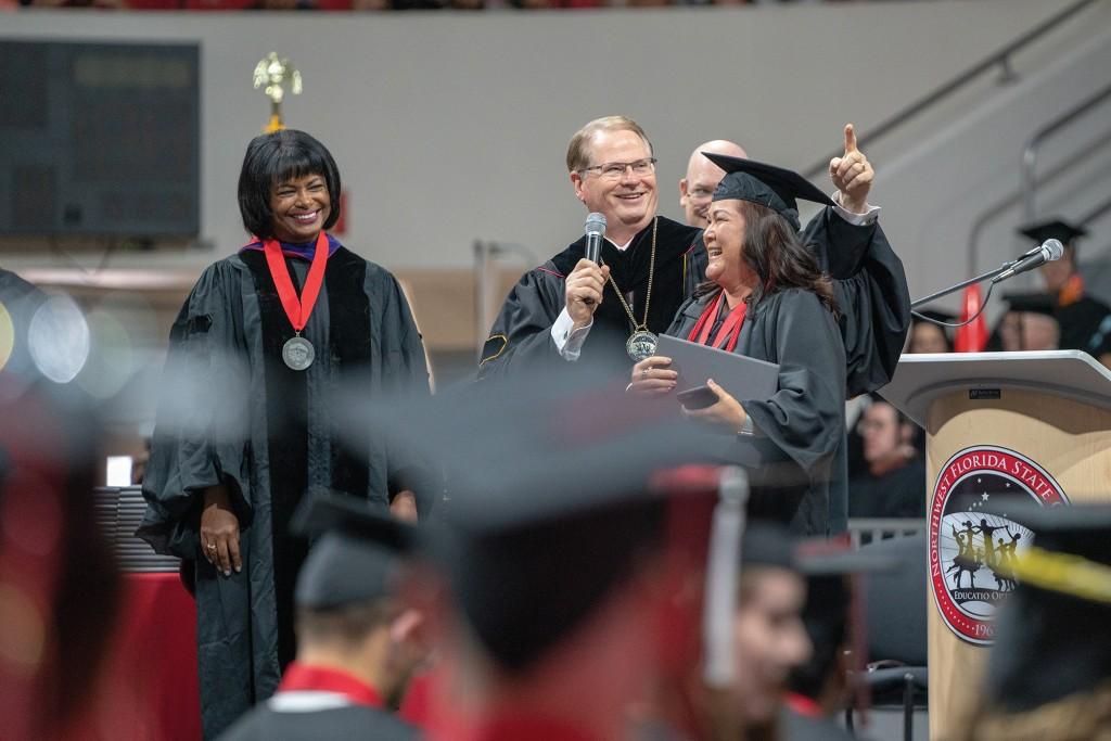 Dr. Stephenson Graduation Pics 5
